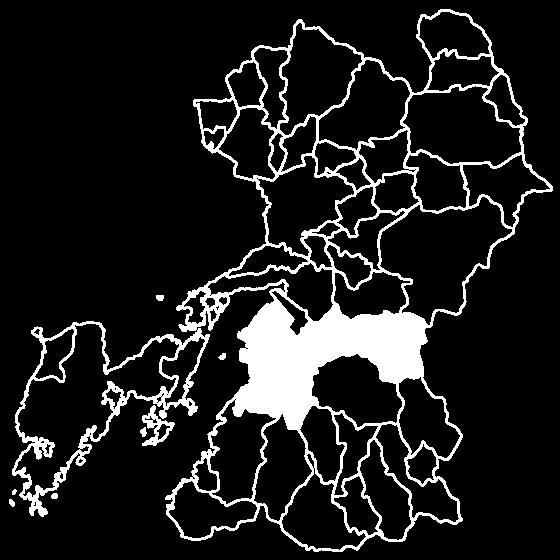 八代の地図